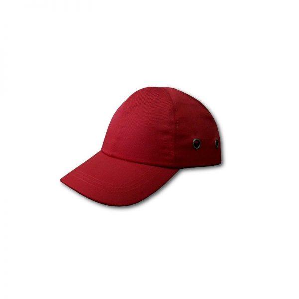 Kepurė šalmas raudona